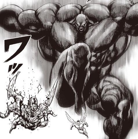 【感想】 村田版ワンパンマン 182話 S級キャラ同士の合体技カッコよすぎて最高 見開き連発のかなり力の入った回だった【ネタバレ注意】