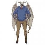 「ドロヘドロ」ブルーナイトに登場するイタズラ大好き悪魔を千葉繁