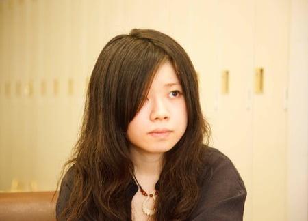 【画像】「聲の形」の原作者、女の子でかわいいと話題にw