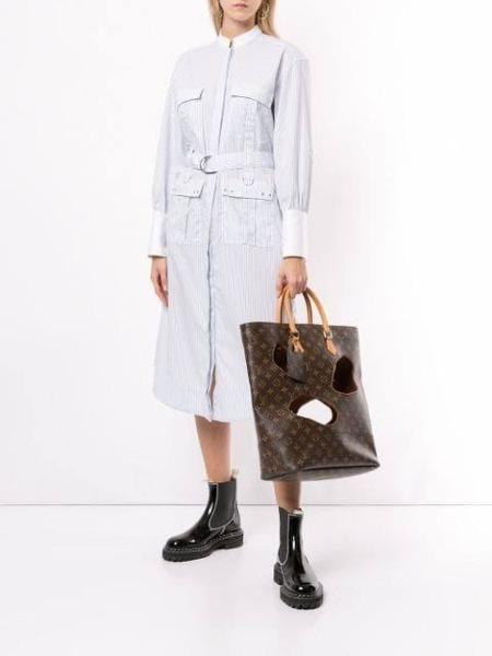 【悲報】超高級ブランドさん、意味不明な鞄を137万円で販売してしまう…
