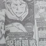 ジャンプ『呪術廻戦』TVアニメ化決定!! キャストに榎木淳弥、内田雄馬、瀬戸麻沙美