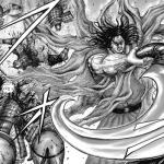 【画像】「キングダム」の信さん、龐煖に滅多打ちにされて瀕死の状態に・・・