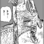 【チェンソーマン 50話感想】シャークネード対決、決着!!サブタイ直球すぎてワロタw