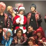 『バンやろ』高良京役・小林正典さんら出演者によるライブイベントのオフショットまとめ!キャラコス&クリスマス衣装を披露 –