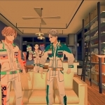 2次元と3次元を股にかけるユニット「学芸大青春」出演の3Dショートドラマ「漂流兄弟」配信