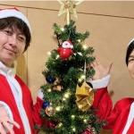 神谷浩史さん&小野大輔さんがサンタ衣装を披露!ラジオ・DGSから誕生したエアバンド「MOB」2020年に全国ライブツアー開催決定 –