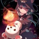 「くま クマ 熊 ベアー」TVアニメ化決定!クマの着ぐるみ少女・ユナによるクマだらけの異世界冒険物語  