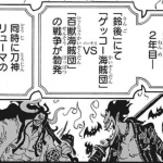 【ワンピース】ゲッコー海賊団VS百獣海賊団ってどんな戦いだったんだろうか?