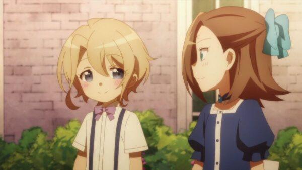 【はめふら】アニメ8話のキースの妄想、視聴者に気持ち悪いと言われるw
