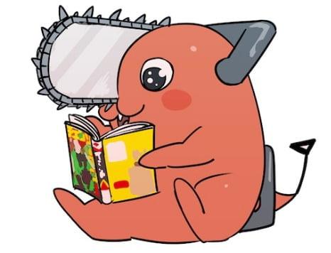 チェンソーマンが300万部突破し藤本タツキ先生のコメントと描き下ろしイラストが公開 「チェンソーマンは『邪悪なフリクリ』『ポップなアバラ』を目指して描いています」