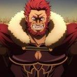 【Fate】イスカンダルの『王の軍勢(アイオニオン・ヘタイロイ)』ってめちゃくちゃ格好良いよね…