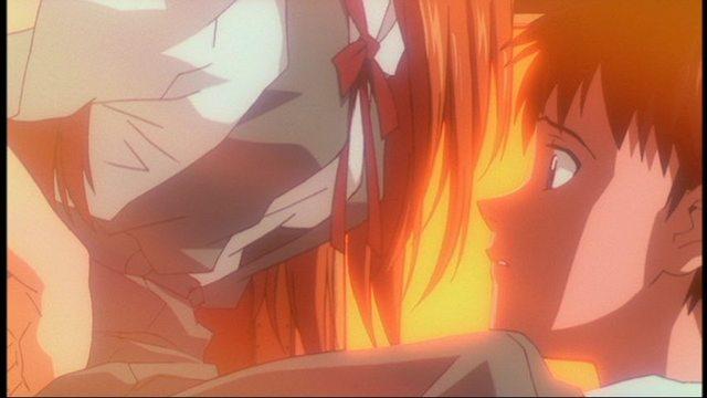 碇シンジ(母親似の美少年、料理できる、チェロ弾ける)←これがモテない理由