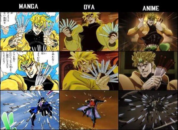 【ジョジョ】OVAのディオ、滅茶苦茶強そう