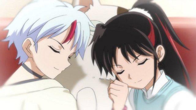 「半妖の夜叉姫」とかいう犬夜叉の娘が可愛いだけのアニメ