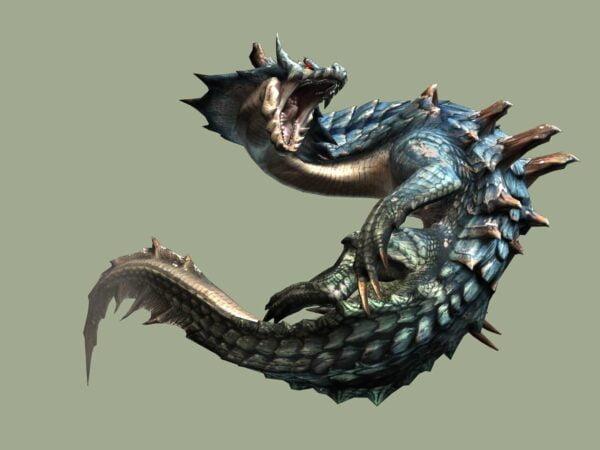 【モンハンライズ】水辺のモンスターもいるということはラギアクルスも復活するのかな?