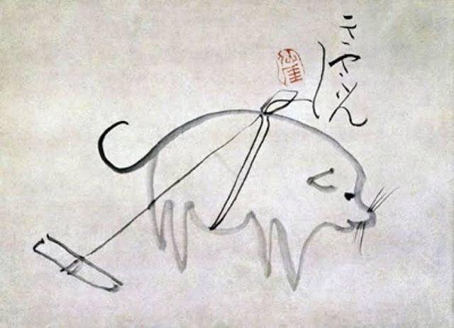 日本一美しい水墨画が話題に この芸術の素晴らしさが理解できるか?