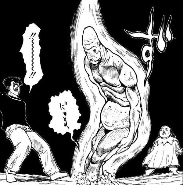 【ハンターハンター】陰獣のメンバーの蚯蚓(ミミズ)は今考えるとそこそこ強かった