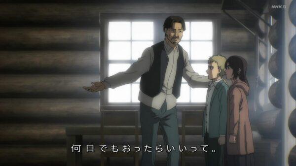 【感想】アニメ『進撃の巨人4期』 70話(11話) 久々のライナー成分を補給 ガビとカヤの声優さんの演技が凄すぎた