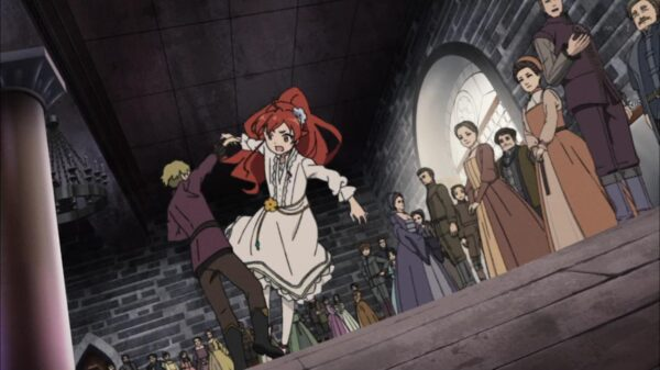【感想】 アニメ『無職転生』 7話 ギレーヌとの剣の稽古とエリスのダンスシーンの作画が凄すぎる 次回ターニングポイントで更に盛り上がりそうだ