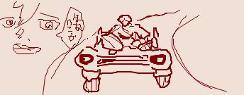 【呪術廻戦】禪院直哉くんが伏黒より早くたどり着いた理由 ・術式説 ・電車使った説 ・車でドライブした説