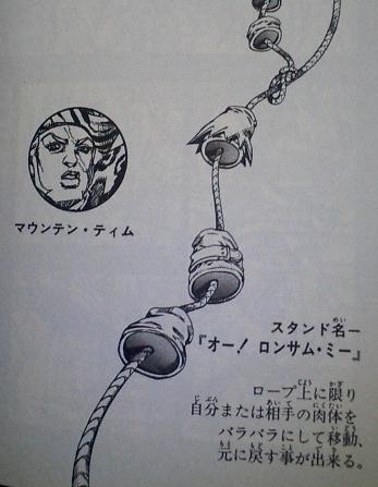 【ジョジョ】スティッキィ・フィンガーズのスタンド能力が『拳で触れた対象にジッパーを取り付ける』だけ