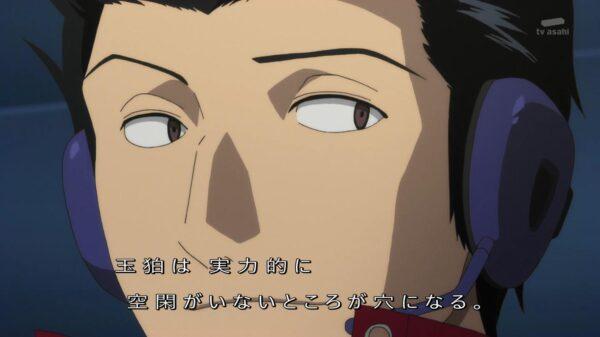 【感想】アニメ『ワールドトリガー2期』第12話 ランク戦もヒュース入隊編もイコさん大活躍回だった!半年後の3期も楽しみだ