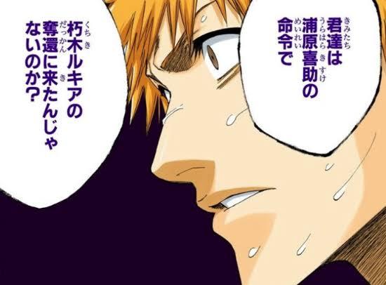 【ブリーチ】浦原喜助、黒崎一護に色々と説明しなさすぎじゃない?