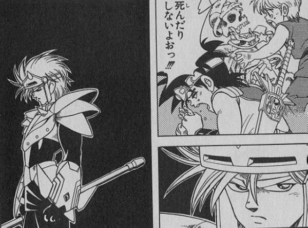 【ダイの大冒険】アニメのヒュンケル、ポップに対してツンデレ過ぎる