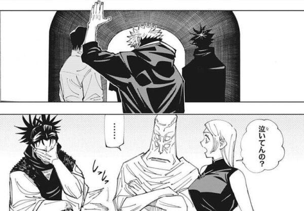 【呪術廻戦】虎杖悠仁は脹相のおかげで完全に立ち直ったね 流石お兄ちゃん