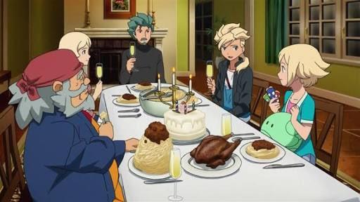 アニメーター「え!?お金持ちの食事風景を描け…ですか?」
