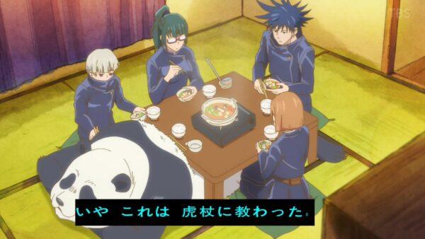 【呪術廻戦】東堂葵ってハンバーク作るの上手そう