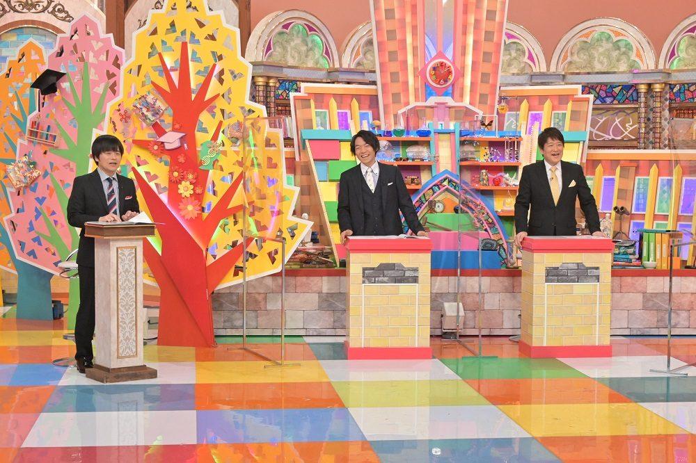 【テレ朝】『林修の今でしょ!講座』現役東大生500人が選んだ「勉強になるアニメ」&「歌詞がスゴい歌」を発表 4日放送