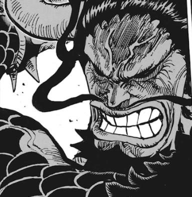 【ワンピース】カイドウ強すぎて誰も勝てなくない?