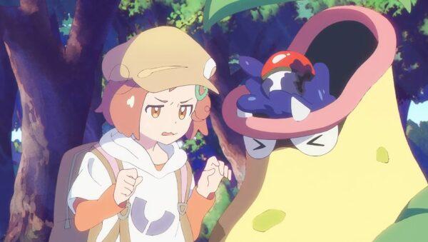 薄明の翼スタッフによるポケモン新作アニメ『ユメノツボミ』が公開 ツボミちゃん可愛い ポケモンと人が共存している姿がよく描かれていたしオチも素晴らしくて最高だった 【ネタバレ注意】