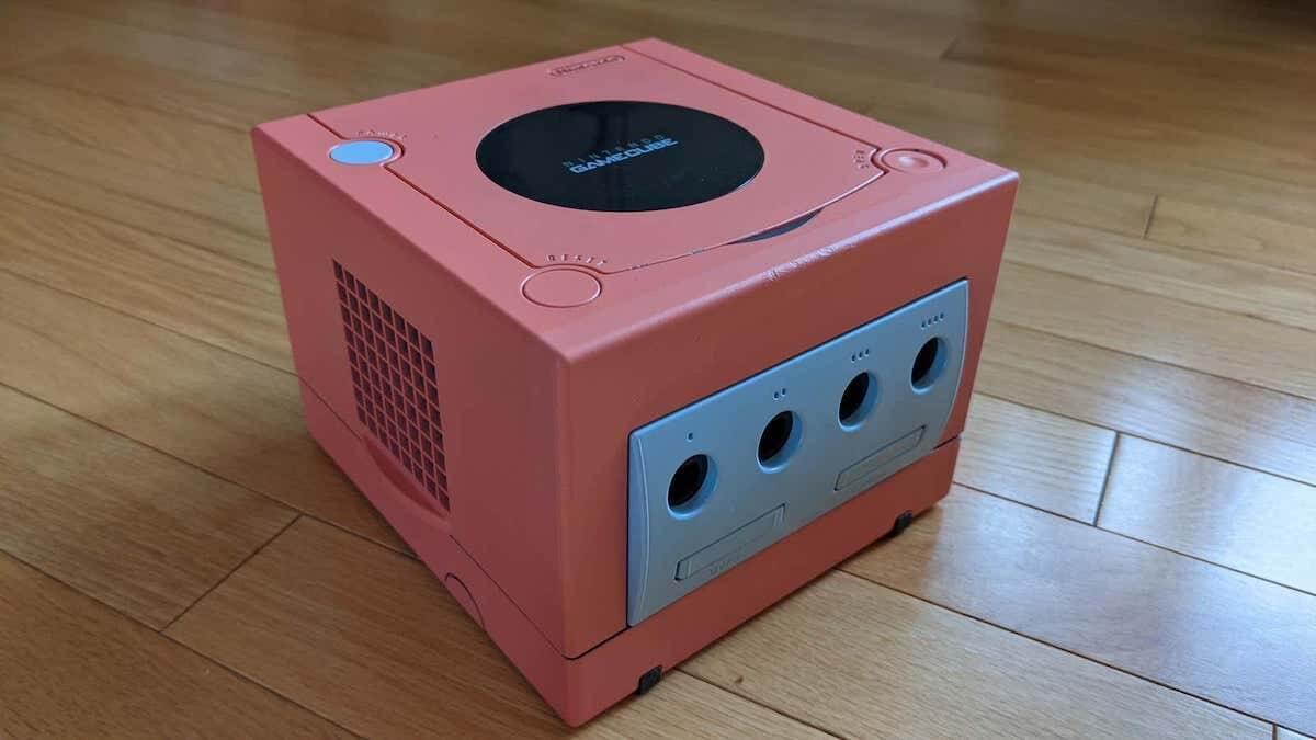🎮ニンテンドーゲームキューブの思い出 任天堂が最後に出した変な機能が付いてない純粋なゲーム機