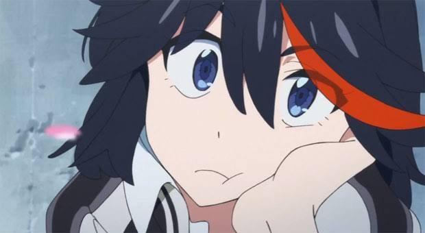 今キルラキルとかいうアニメ一気見し終わったんやが