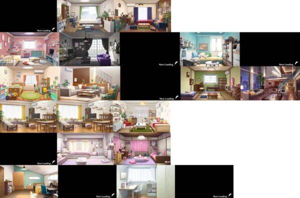 【シャニマス】アイドルの部屋一覧がこちら