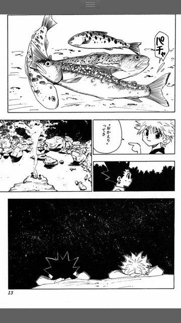 【HUNTER×HUNTER】レイザーがゴンの最後の弾を弾き返せたのが理解できないんだが