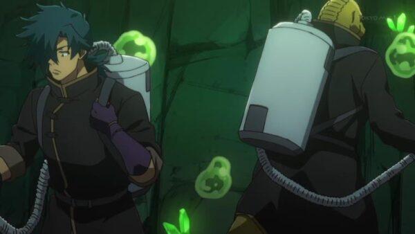 【感想】アニメ『迷宮ブラックカンパニー』2話 もうタイトル回収 ニノミヤの策がエゲツない…