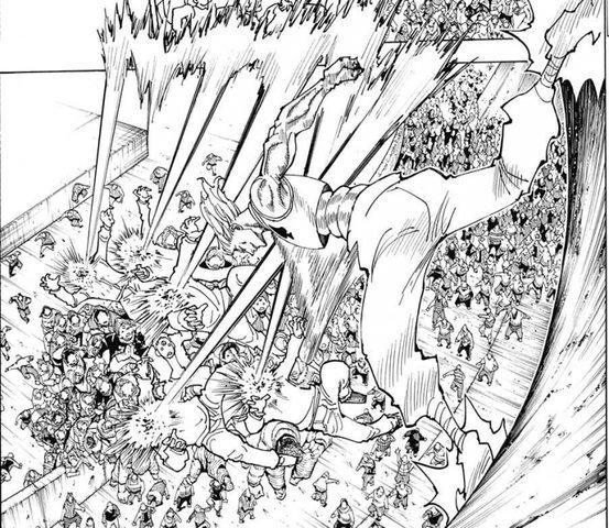 「クロロはヒソカ戦で仲間と共闘していた」とか言ってる奴って頭おかしすぎない?
