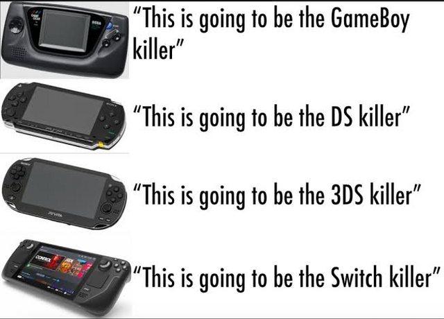 PS2←すげぇリアル!、PS3←もはや実写!、PS4←よく見るとPS3より綺麗やな、PS5←ほーん…