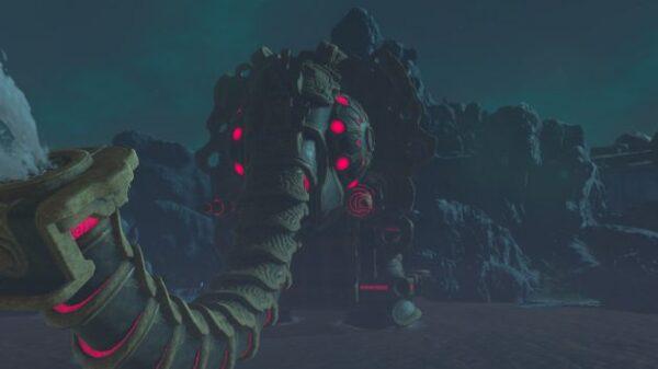 【ゼルダの伝説】BotWで最初に出会ったボスが雷のカースガノンだった