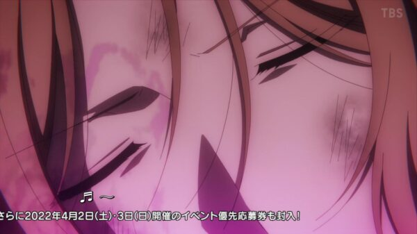 【感想】 アニメ『乙女ゲームの破滅フラグしかない悪役令嬢に転生してしまった…(はめふら)2期』 11話 カタカナ様がすごいヒロインしてる 最終回みたいな話だった
