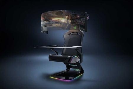 【画像】夢のようなゲーミングチェア、ついに開発されるw