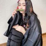 舞台女優・森下愛里沙による「鬼滅の刃」禰豆子コスプレに最脚光「ほんとそっくり」「完成度高い」