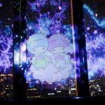「キキ&ララ」と花火を超える感動を! 東京タワーで夏を彩るプロジェクションマッピング