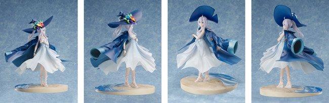 【画像】「魔女の旅々」からイレイナさんの素敵なフィギュアが新発売wwwwwww