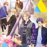 10月より放送予定のアニメ「A3! SEASON AUTUMN WINTER」最新キービジュアルが公開