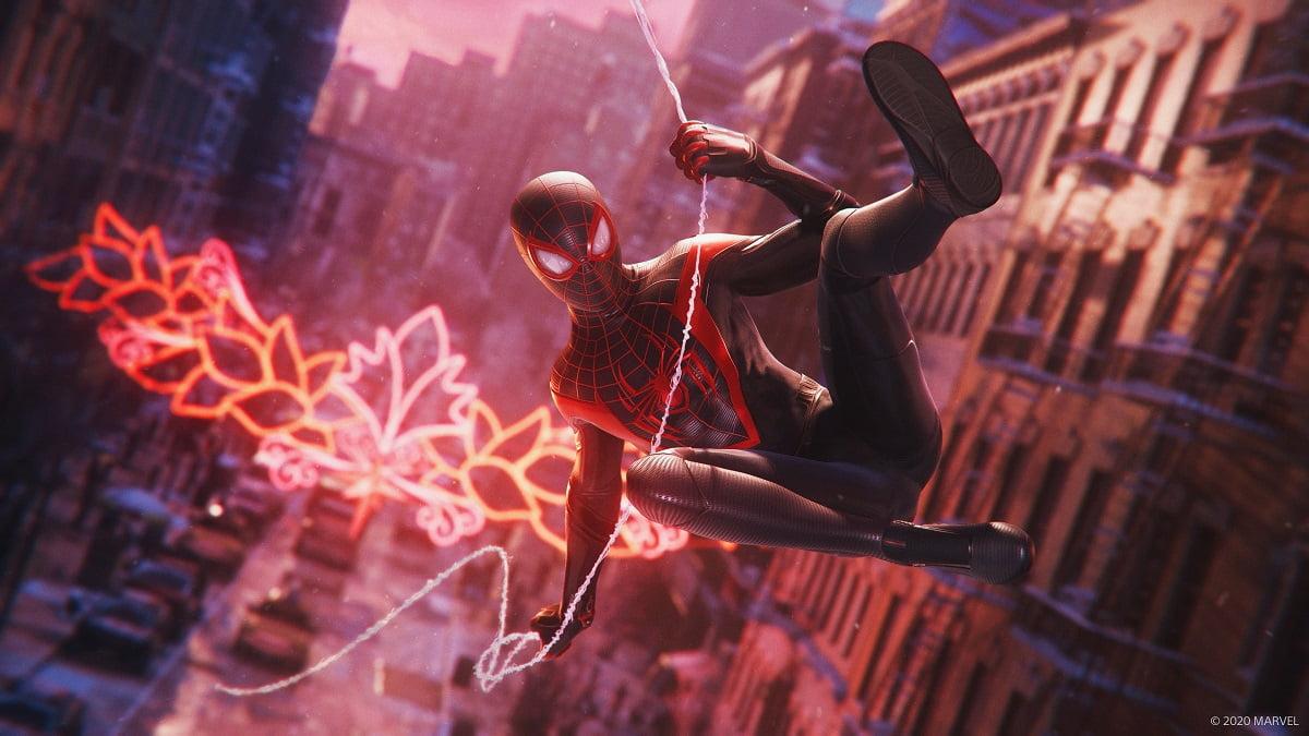 【PS5】『スパイダーマン』『ダークソウル』などゲーム4タイトルを公開! -