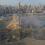 【悲報】大爆発したレバノン、ゲーム画面みたいな景色になってしまう…